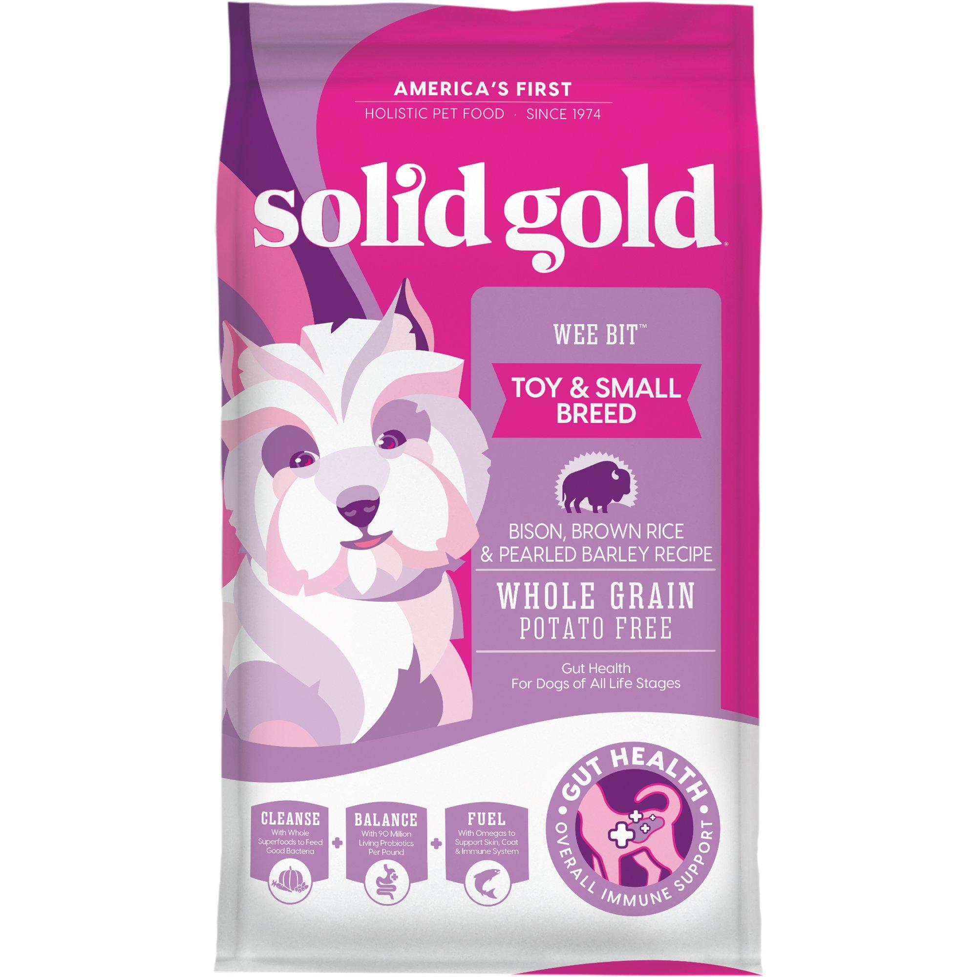 Solid Gold Bison Dog Food