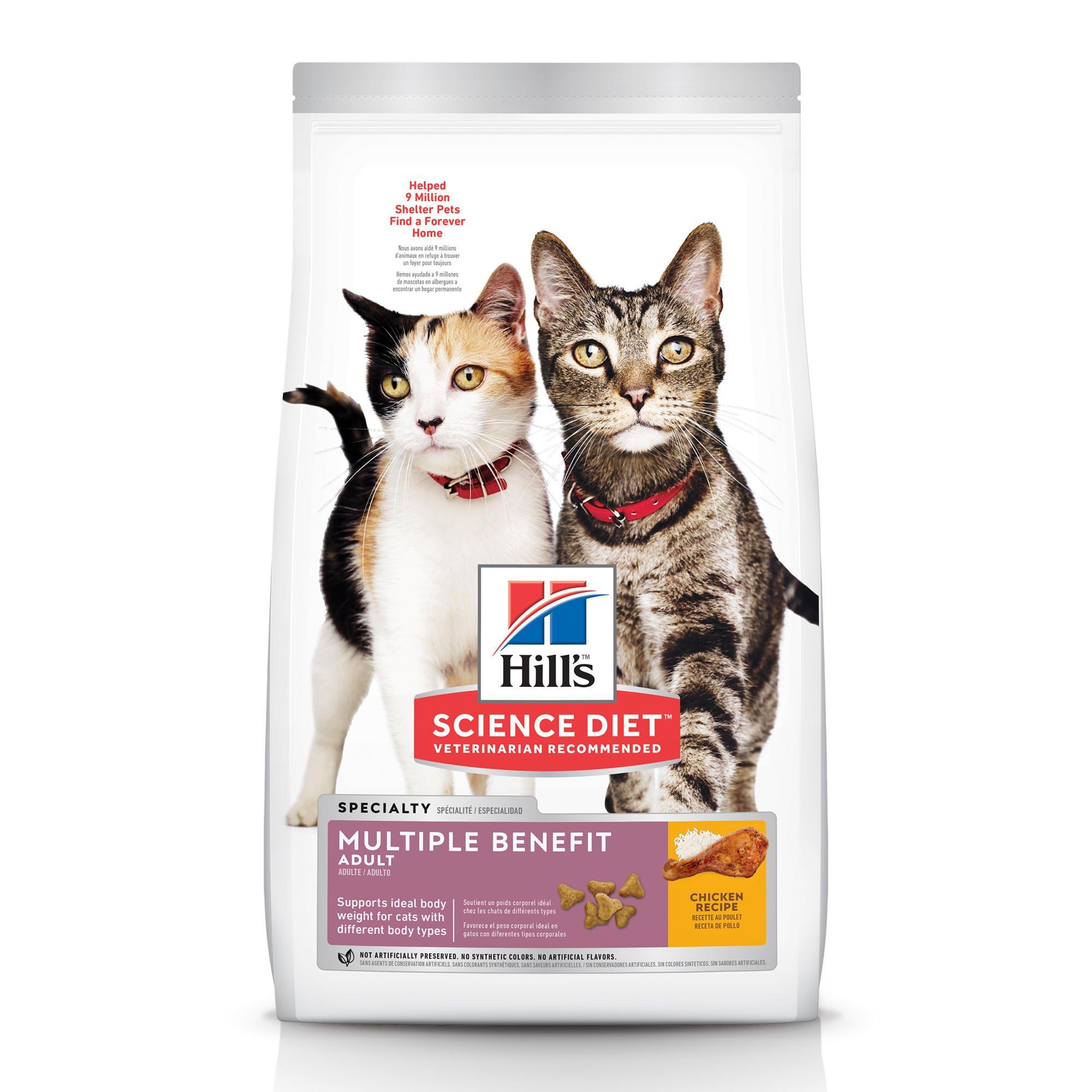 Hills Cat Food