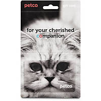 Petco Gift Card For Cat Lovers