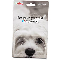 Petco Gift Card For Dog Lovers