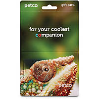 Petco Gift Card For Reptile Lovers