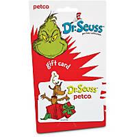Petco Dr. Seuss Gift Card