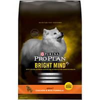 Pro Plan Bright Mind Chicken & Rice Adult Dog Food