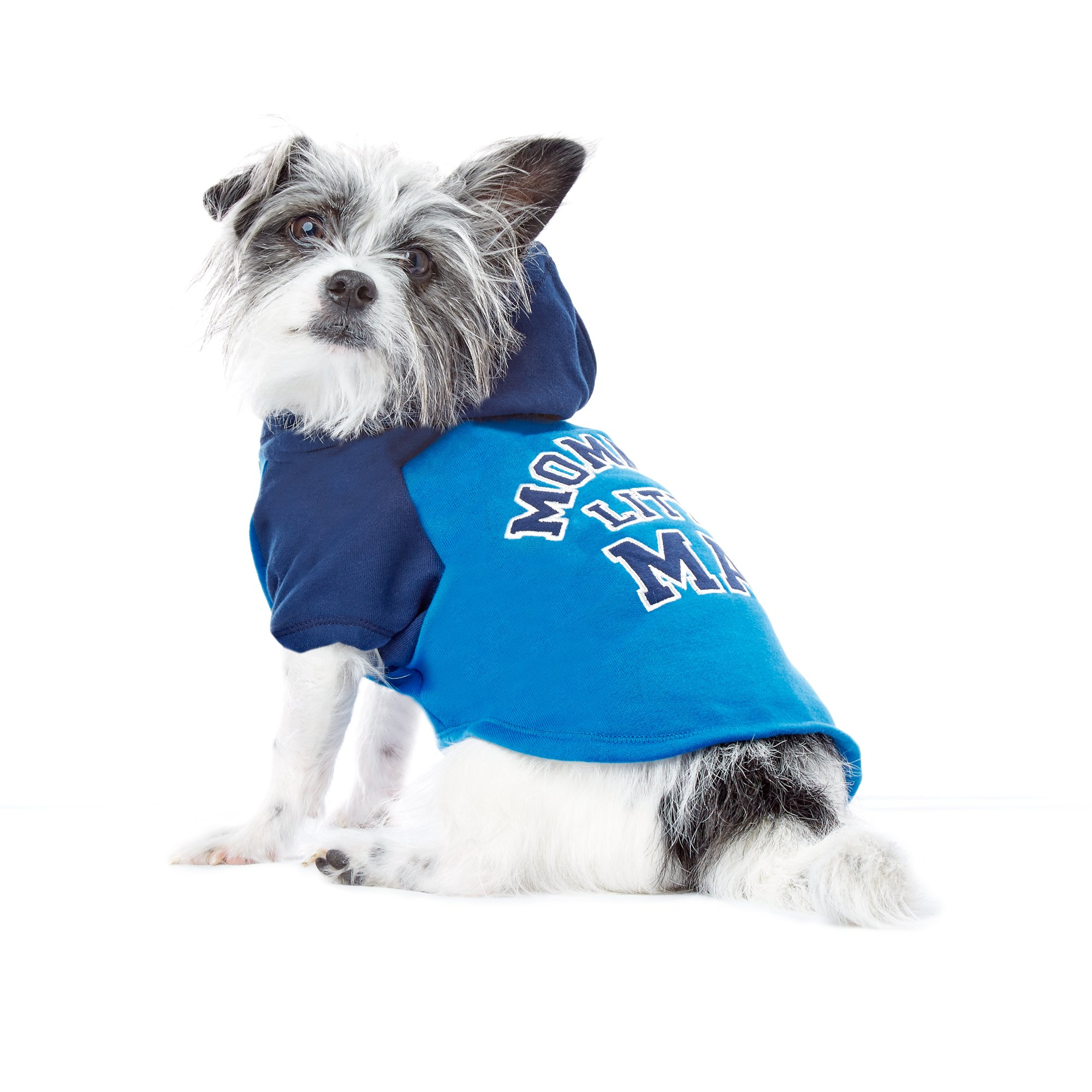 Wag-A-Tude Mommy's Little Man Hoodie