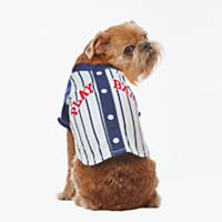 Wag-A-Tude Play Ball Baseball Jersey T Shirt