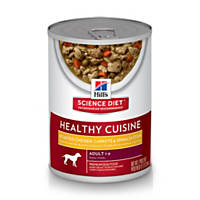 Hill's Science Diet Healthy Cuisine Chicken Mature Adult 7+ Canned Dog Food