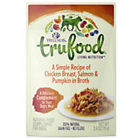 Wellness TruFood Complements Natural Chicken & Salmon Dog Food Cups