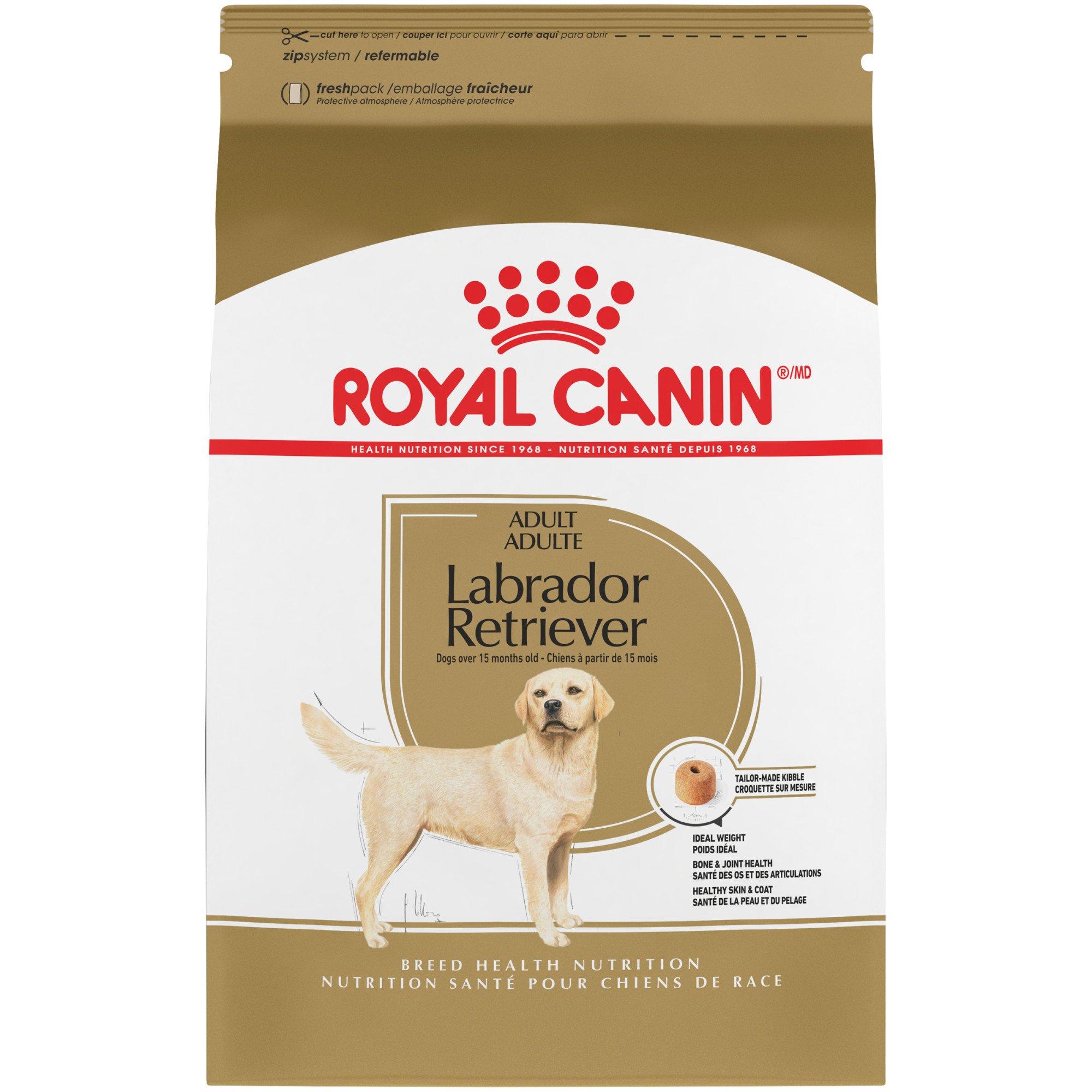 Royal Canin MAXI Canine Health Nutrition Labrador Retriever 30