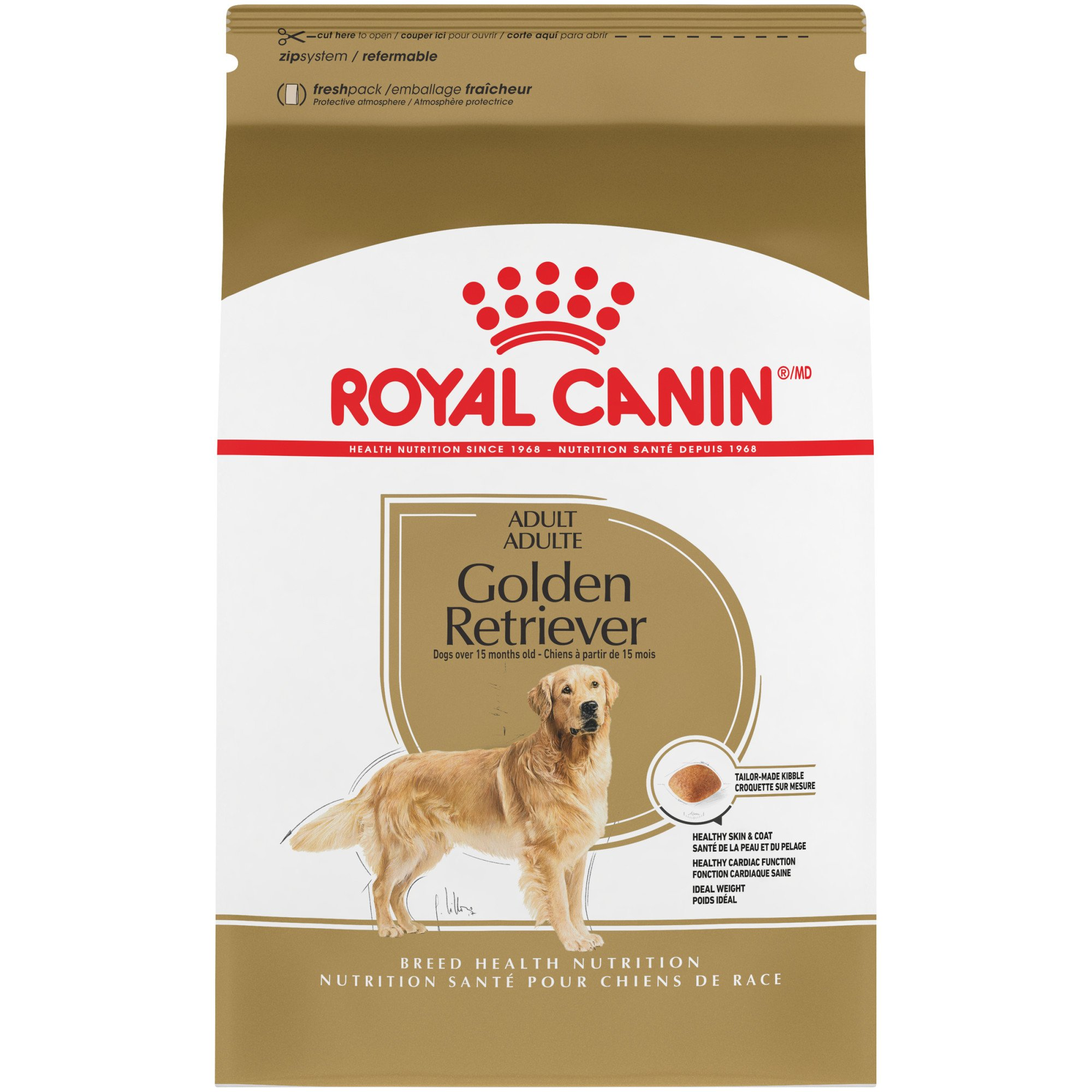 Royal Canin MAXI Canine Health Nutrition Golden Retriever 25