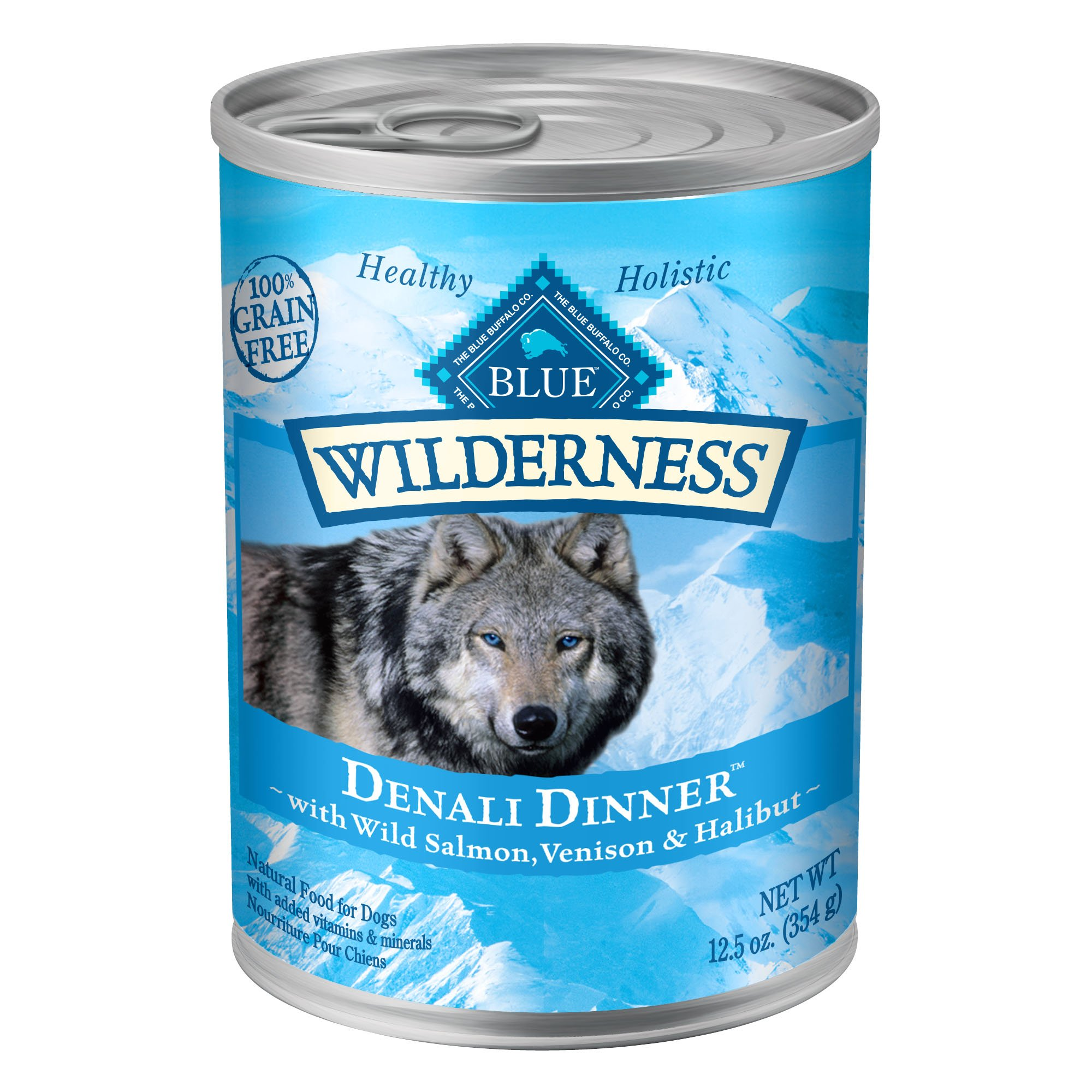 Wilderness Blue Buffalo Denali Dinner Dog Food