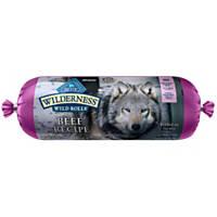 Blue Buffalo Wilderness Wild Roll Beef Recipe Dog Food