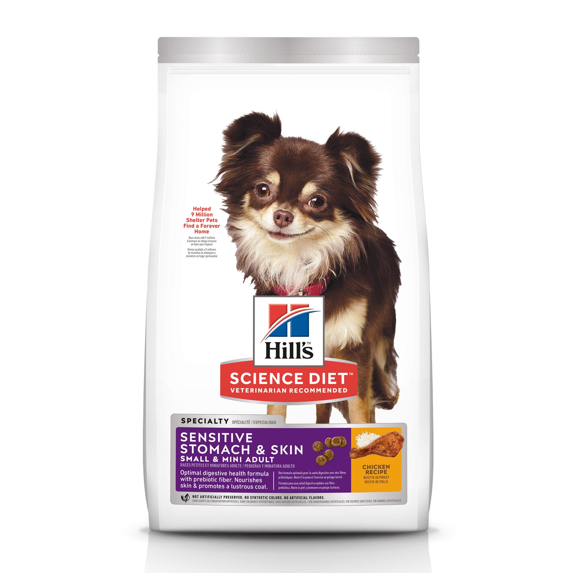 Dog Food Sensitive Stomach Small Bites