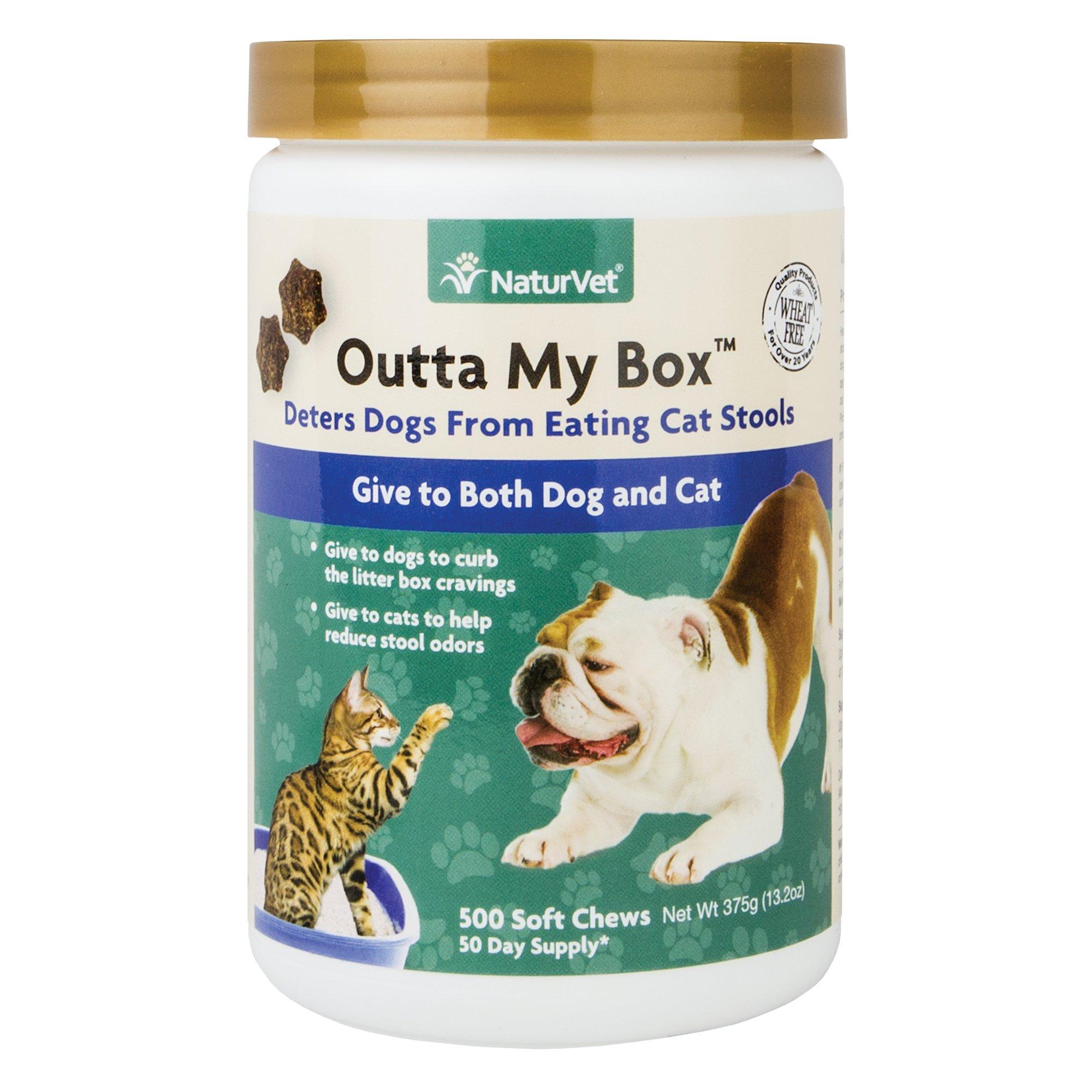 Naturvet Outta My Box Petco