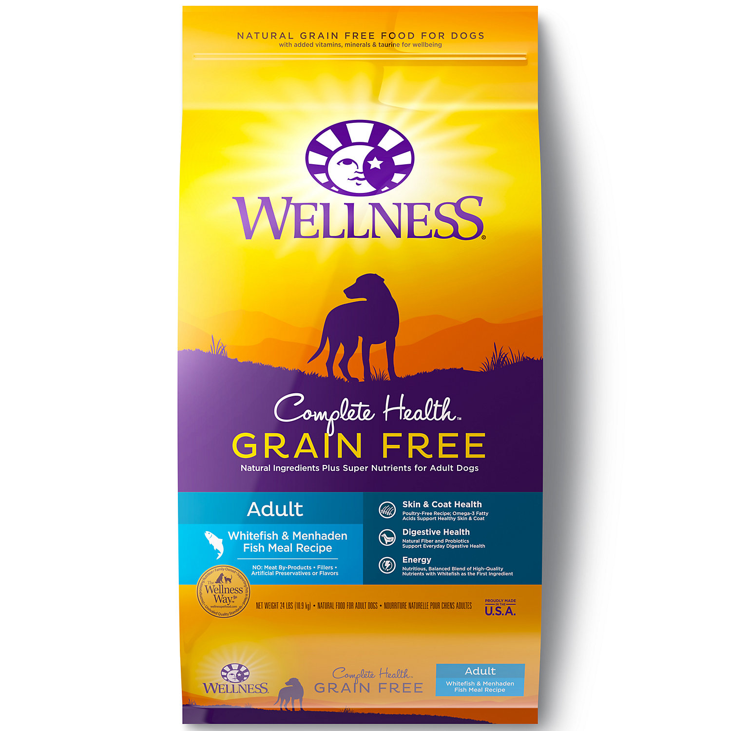 Health Grain Free Dog Food Ingredients