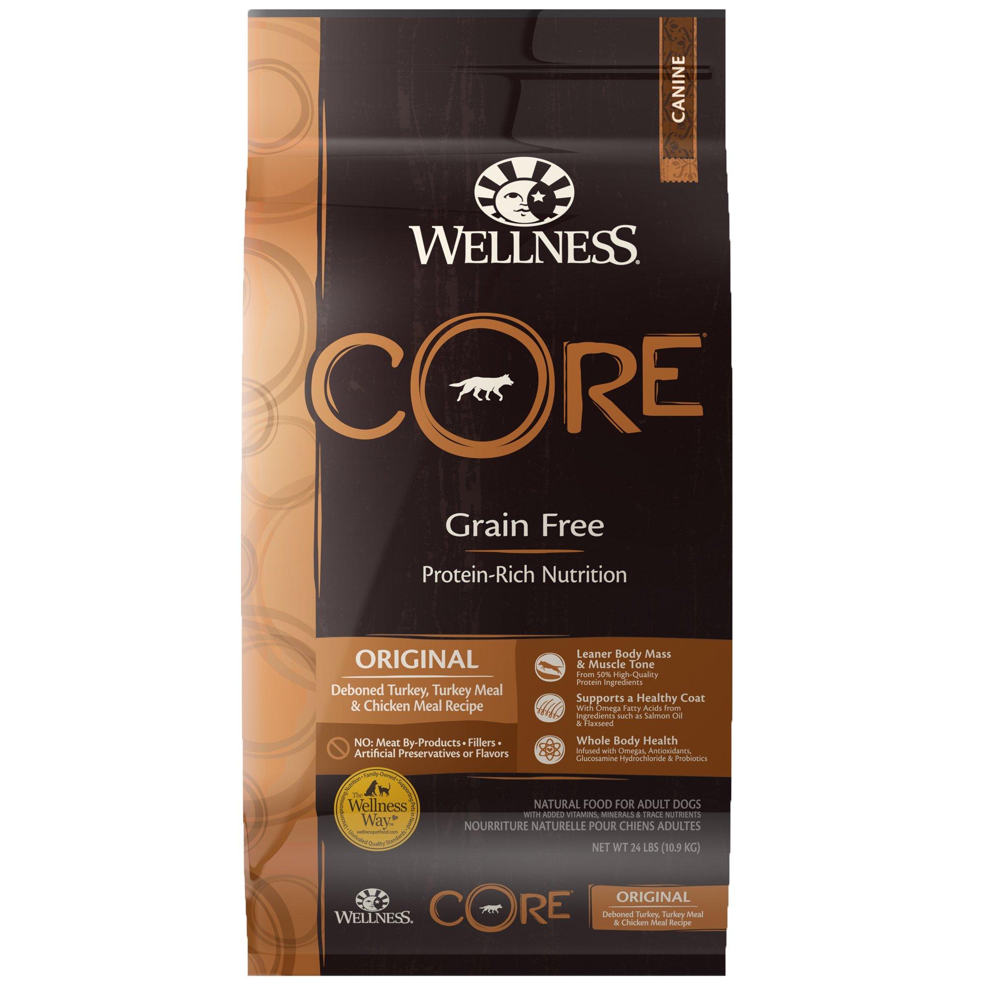 Wellness Core Original Dog Food Petco
