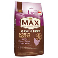 NUTRO MAX Adult Grain Free Chicken Dog Food