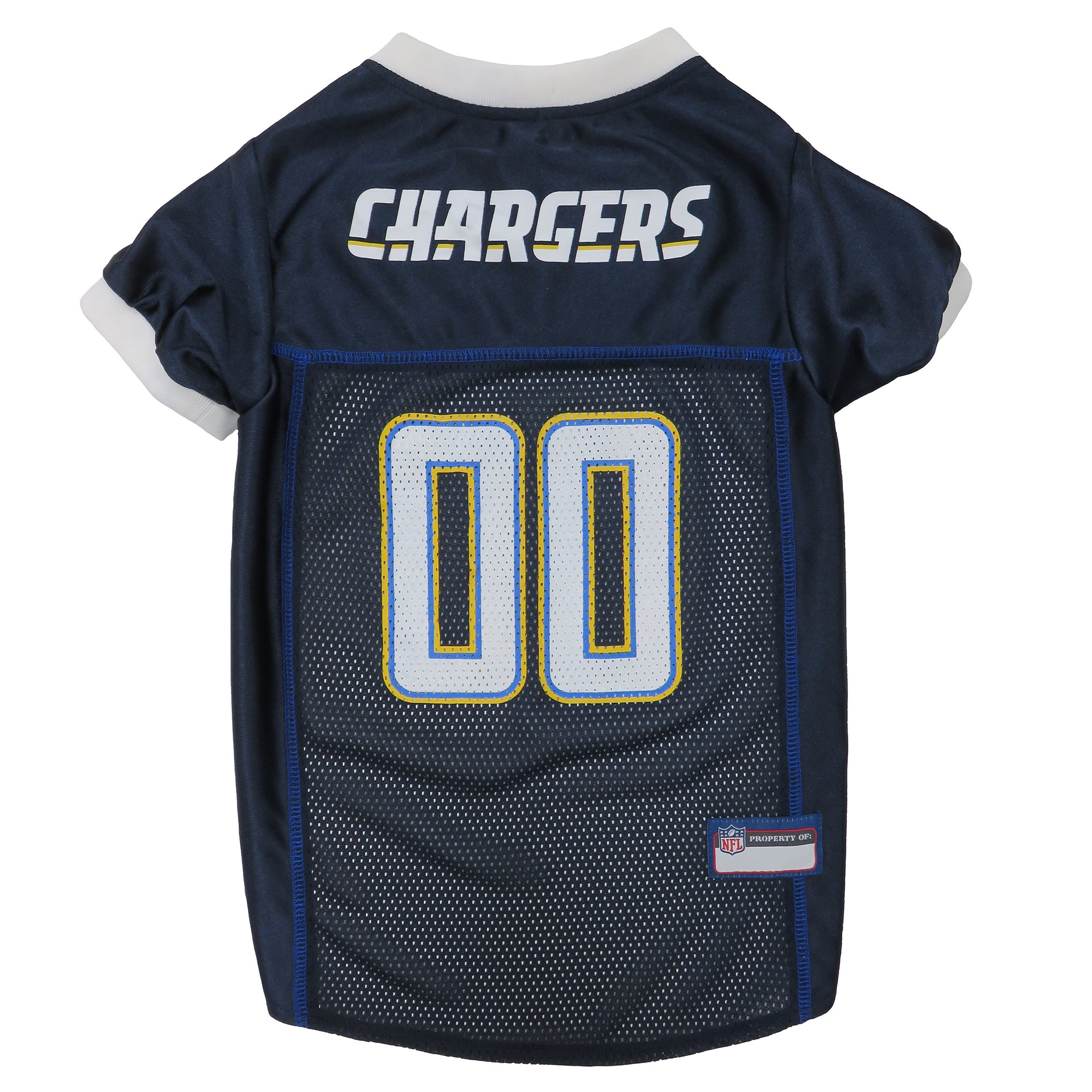 Pets First San Diego Chargers Nfl Mesh Pet Jersey Petco
