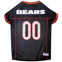 Pets First Chicago Bears NFL Mesh Pet Jersey