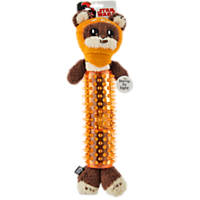 Star Wars Character LED Stick Body Dog Toy, Ewok