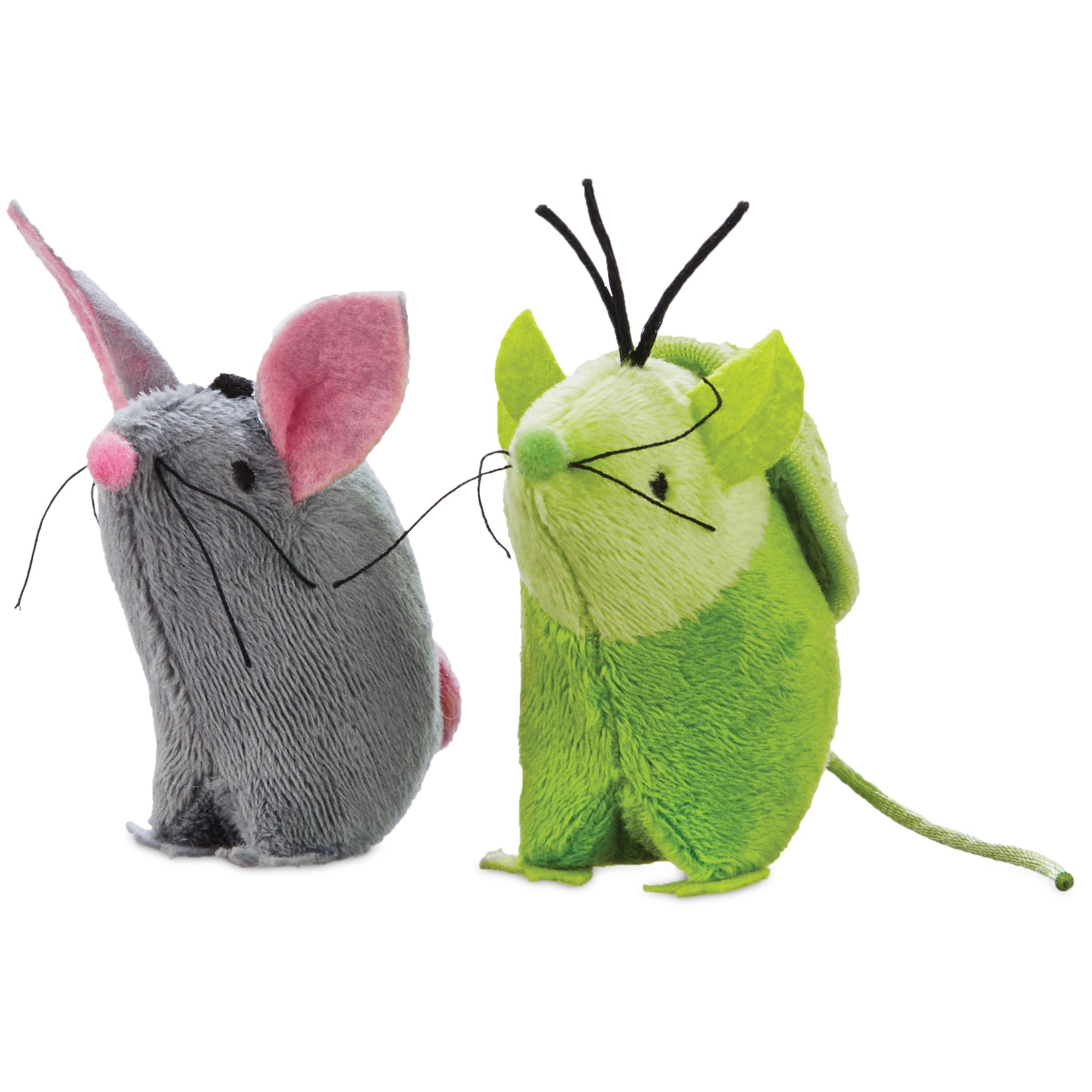Dr. Seuss What Pet Should I Get? Bunny and Turtle 2 Pack Cat Toy