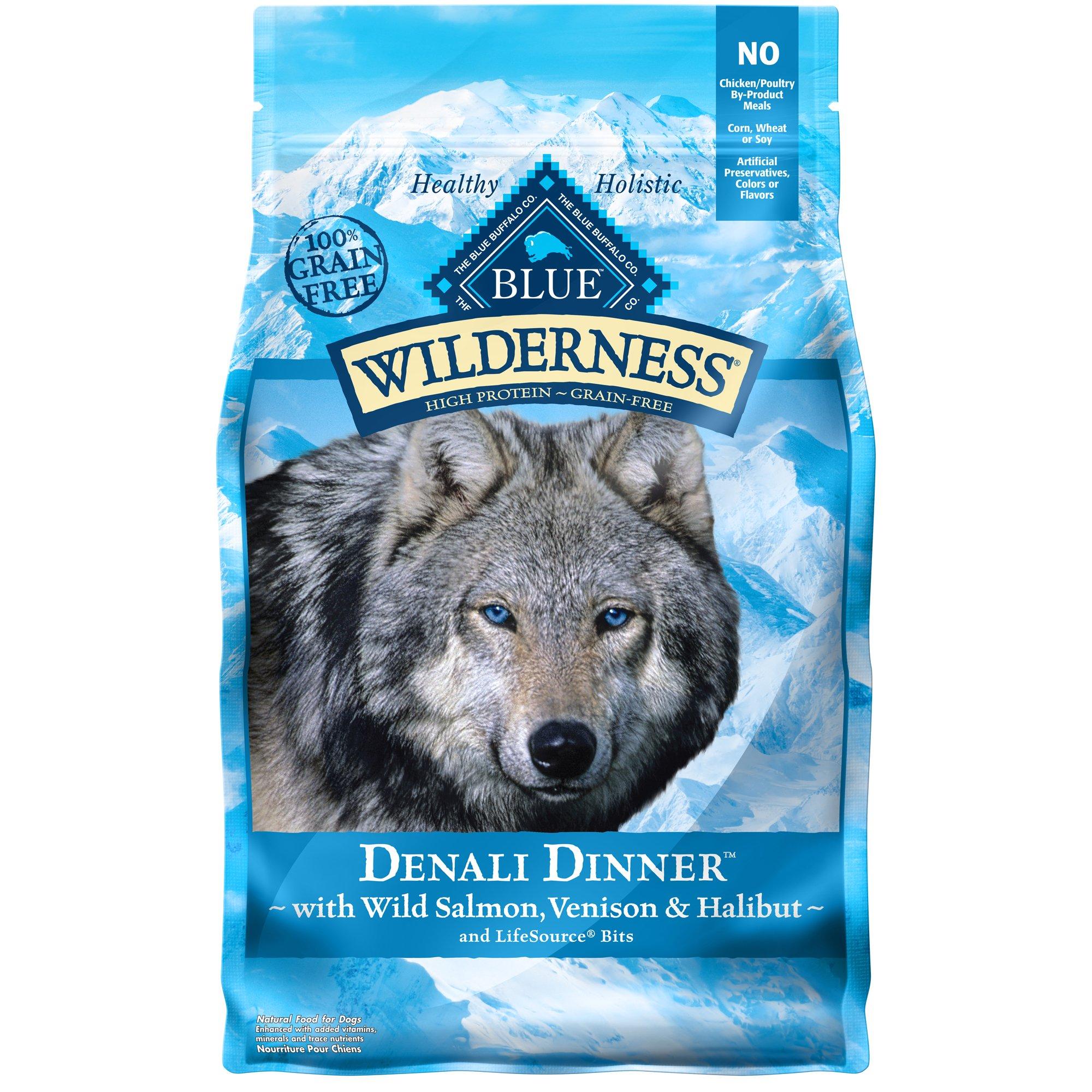 Blue Wilderness Dog Food