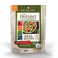 Nature's Variety Instinct Raw Market Blends Beef Freeze Dried Dog Food