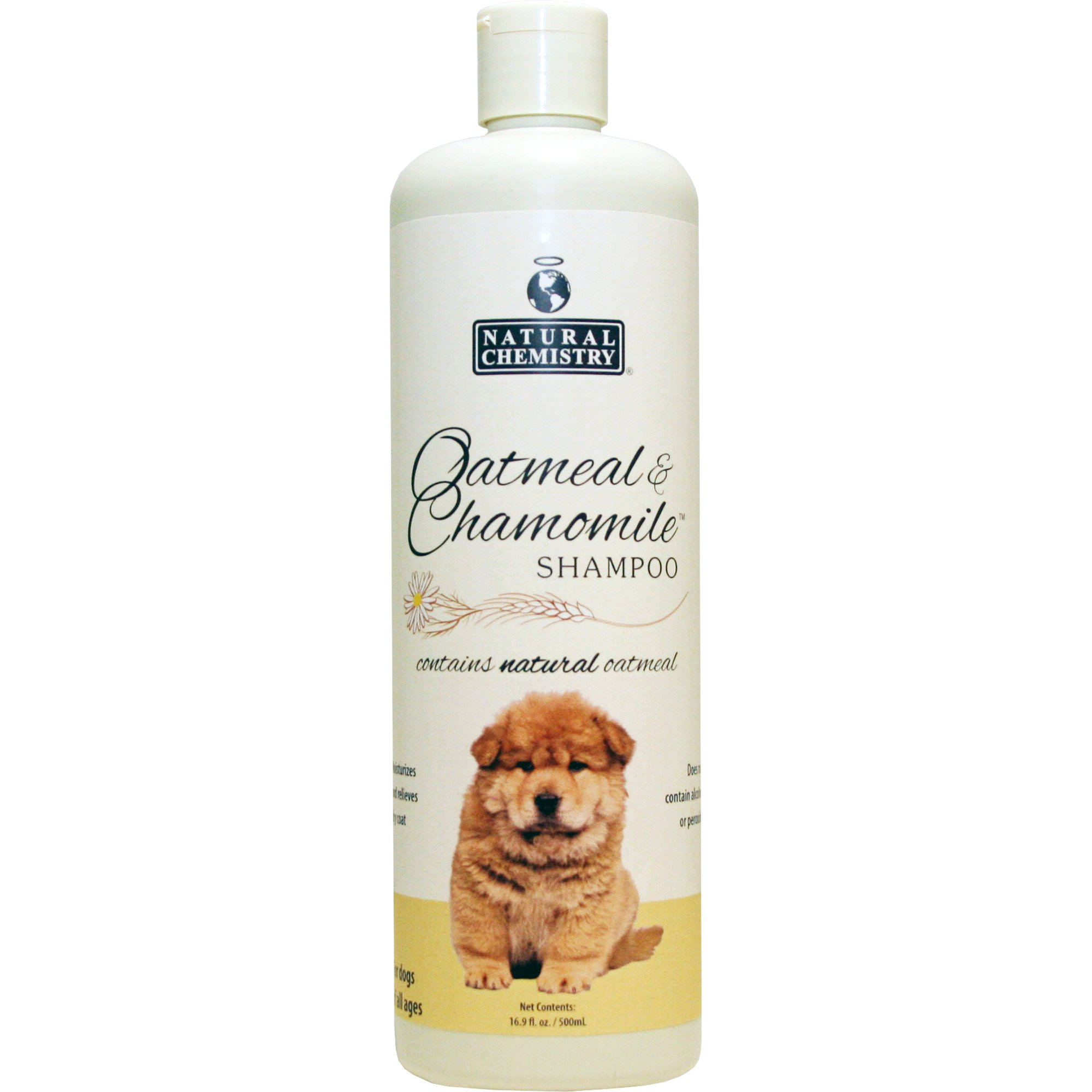 Natural Chemistry Oatmeal and Chamomile Shampoo
