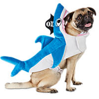 Halloween Bootique Hungry Shark Pet Costume