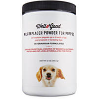 Well & Good Puppy Milk Replacer