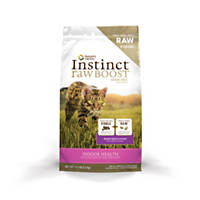 Nature's Variety Instinct Raw Boost Rabbit Meal Formula Kibble Indoor Cat Food