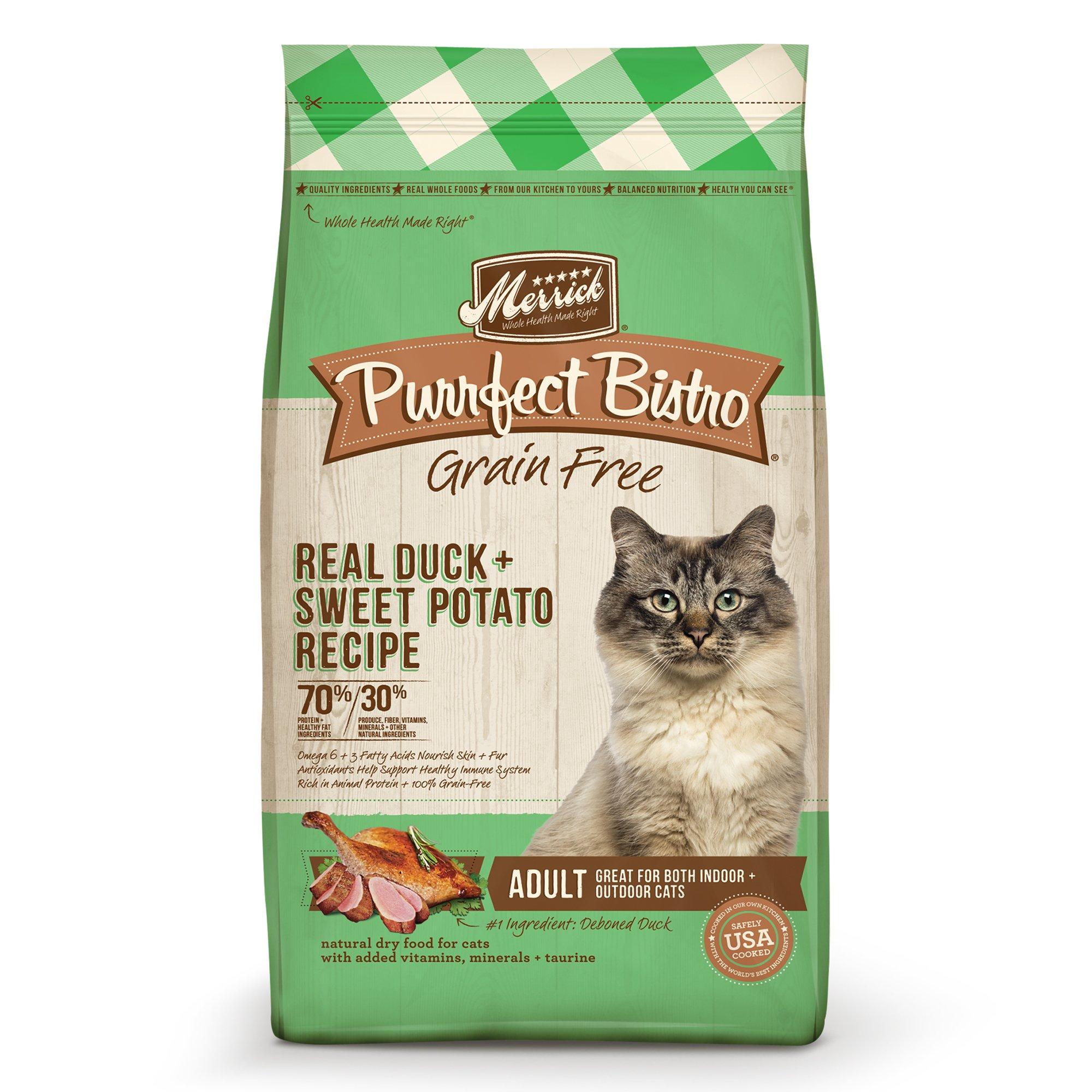 Merrick Turkey Cat Food