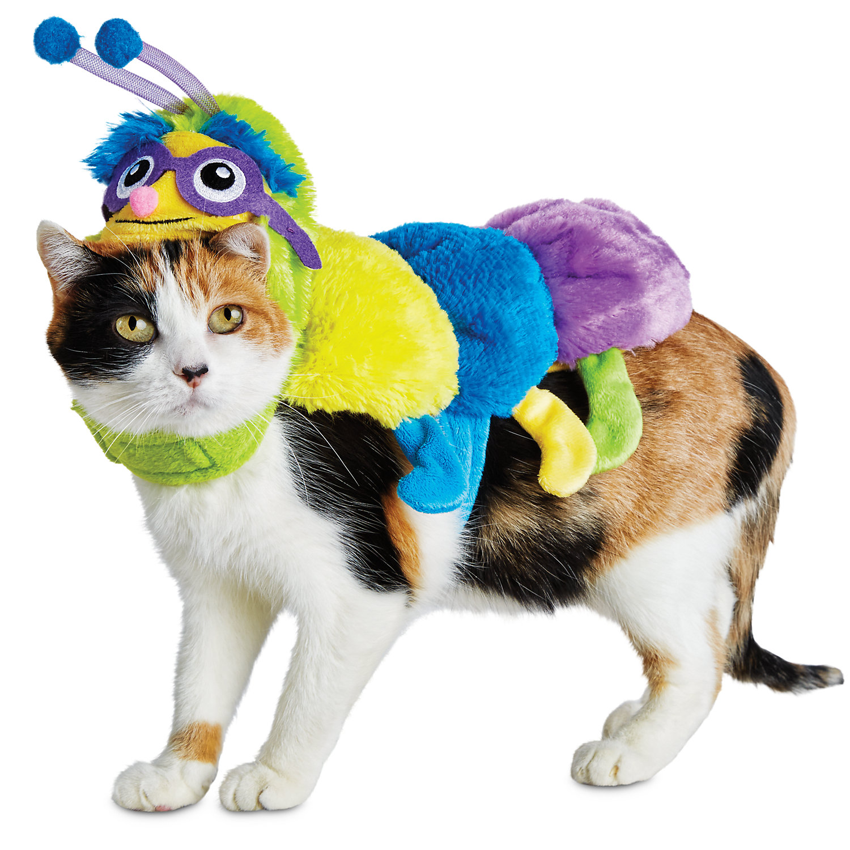 Halloween Bootique Caterpillar Cat Costume