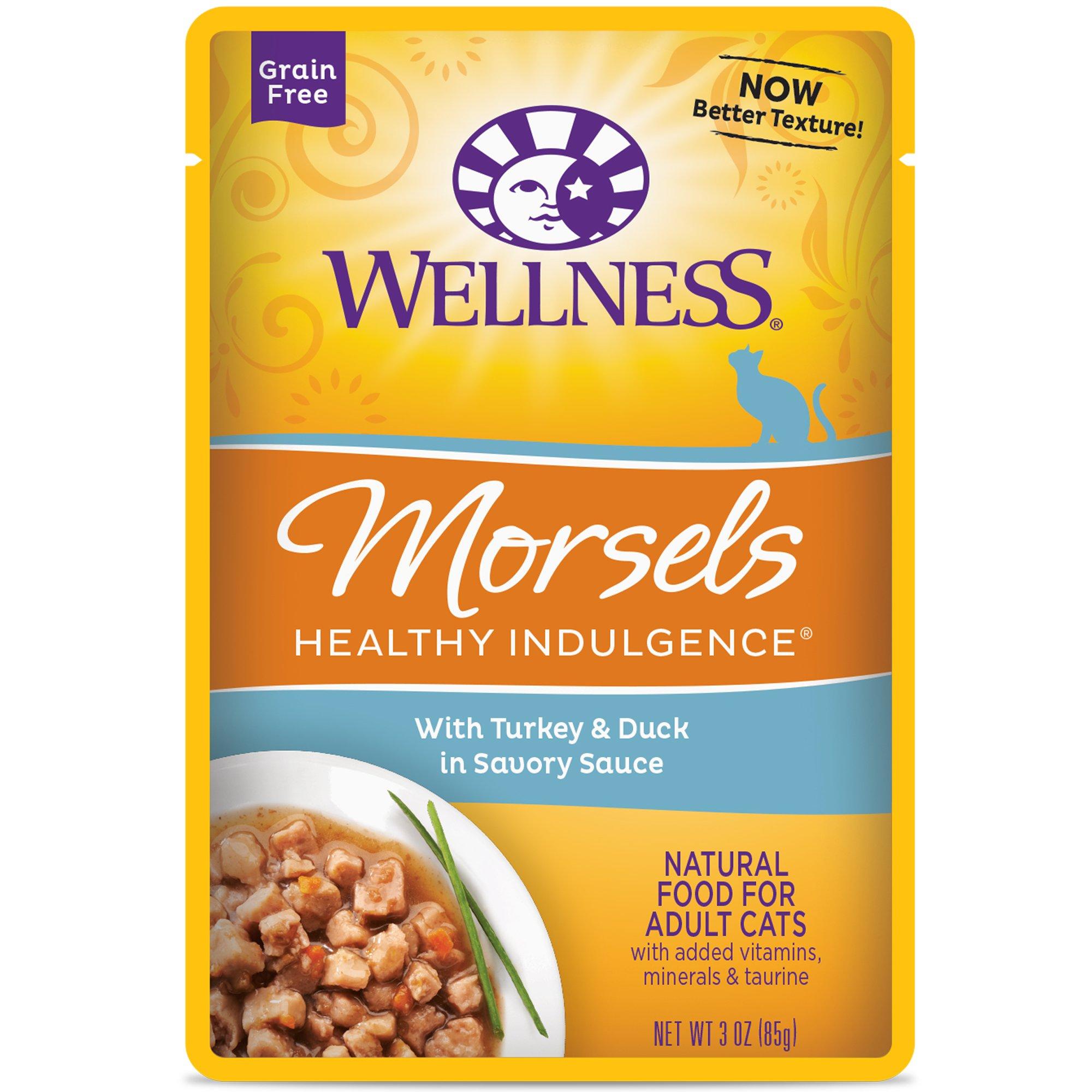 Wellness Turkey Cat Food