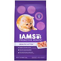 Iams ProActive Health Kitten Food