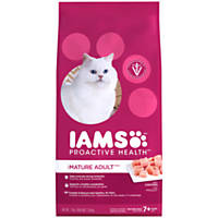 Iams ProActive Health Mature Adult Senior Cat Food