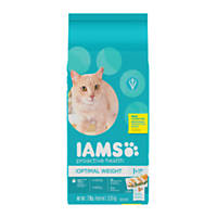 IAMS PROACTIVE HEALTH Optimal Weight Dry Cat Food