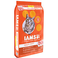 Iams ProActive Health Original with Chicken Adult Cat Food