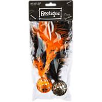 Halloween Bootique Get Batty Ball Cat Toys, Pack of 2