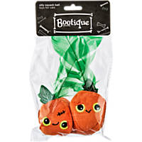 Halloween Bootique Silly Squash Ball Cat Toys, Pack of 2