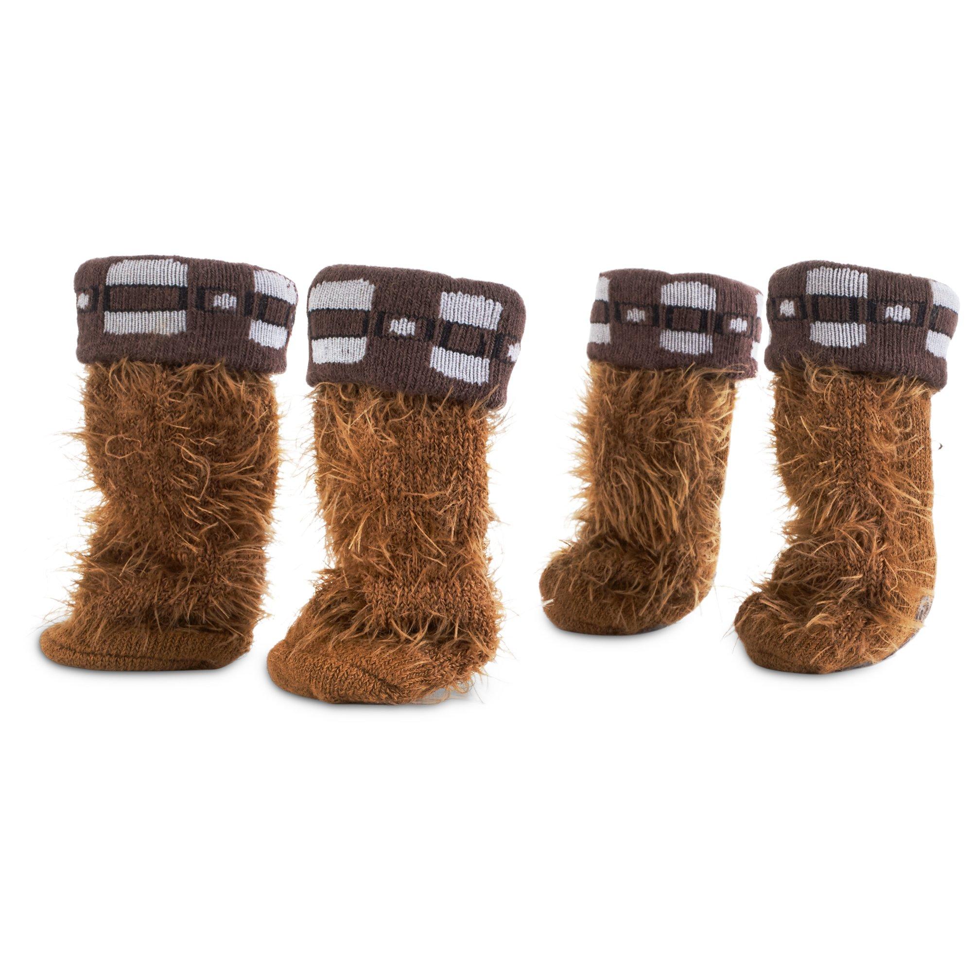 Star Wars Chewbacca Pet Socks