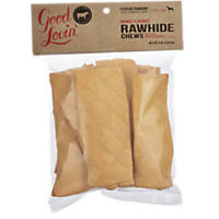 Good Lovin' Mango Flavor Rawhide Strips Dog Chews