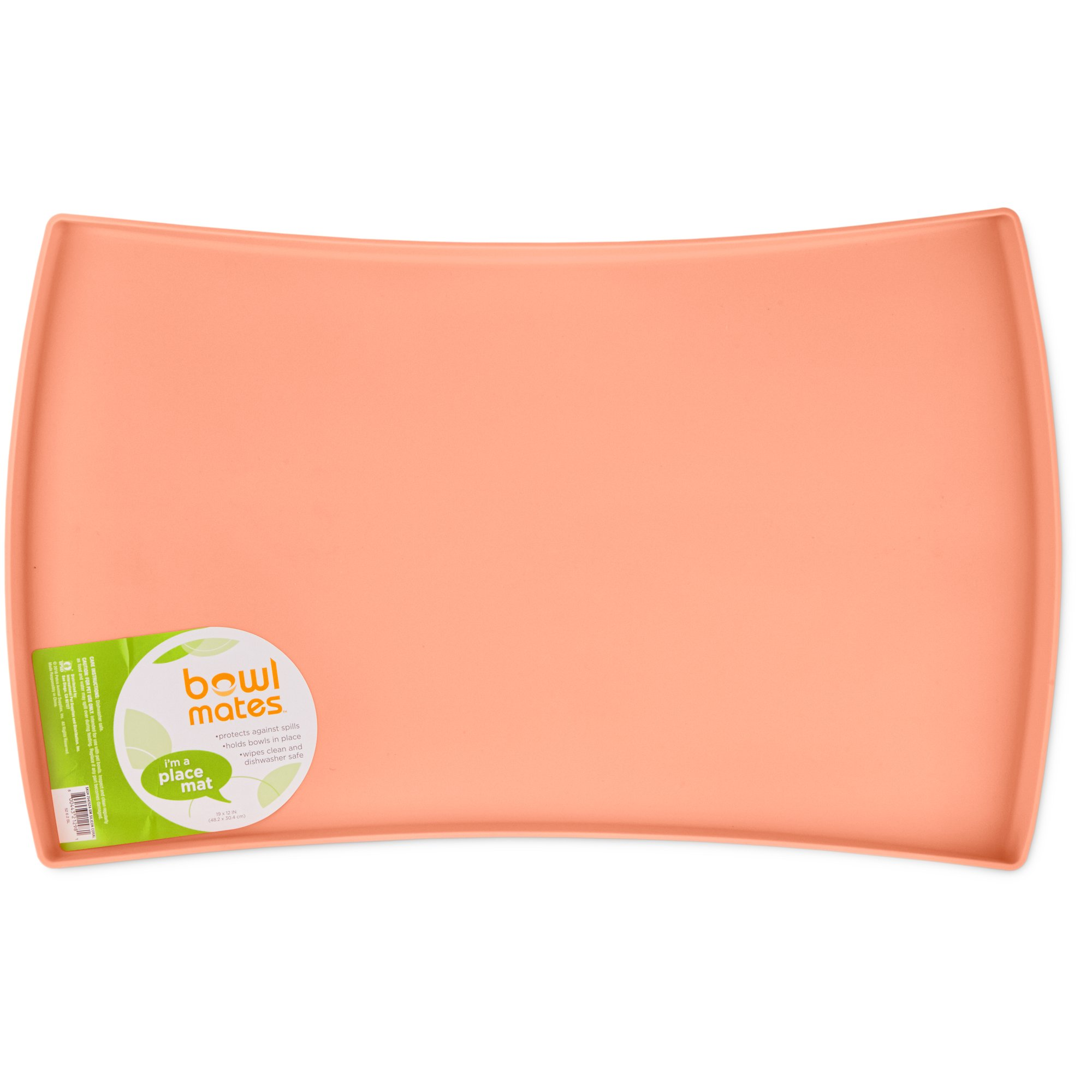 Bowlmates Coral Silicone Placemat