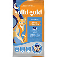Solid Gold Indigo Moon Chicken & Eggs All Life Stages Dry Cat Food