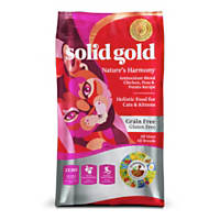 Solid Gold Nature's Harmony Chicken All Life Stages Dry Cat Food