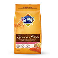 Nature's Recipe Grain-Free Salmon & Potato Adult Cat Food