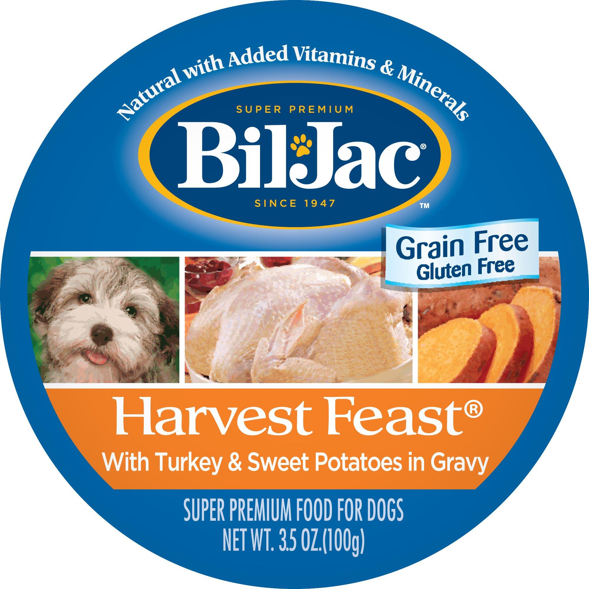 Bil-Jac Harvest Feast Turkey & Sweet Potatoes Wet Adult Dog Food