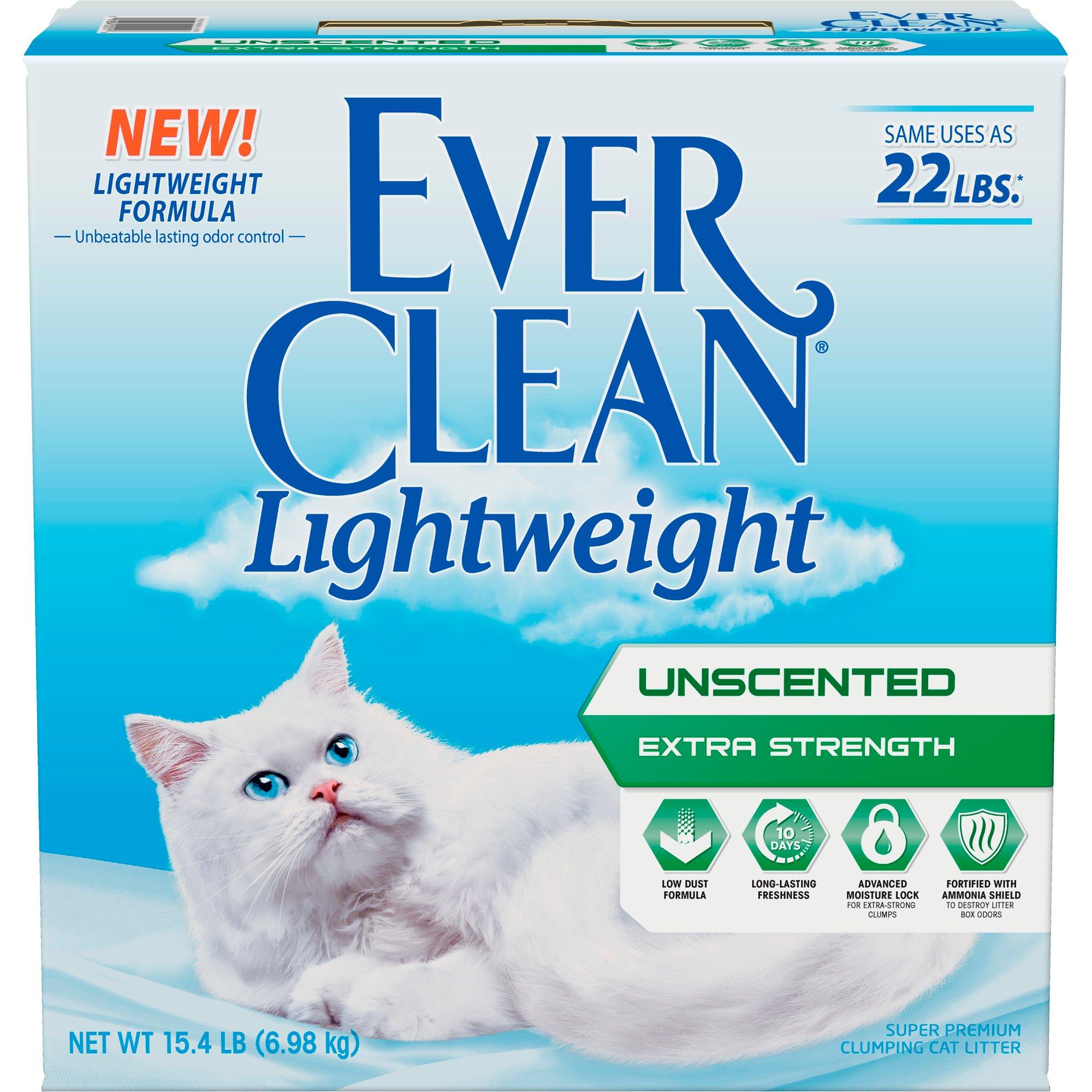 EverClean Lightweight Extra Strength Unscented