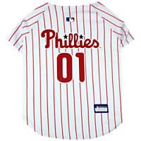 Pets First Philadelphia Phillies MLB Mesh Jersey