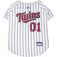 Pets First Minnesota Twins MLB Mesh Jersey
