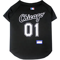 Pets First Chicago White Sox MLB Mesh Jersey